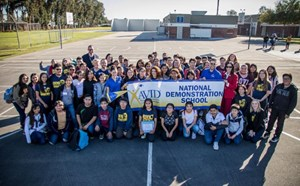 Doig Intermediate is Re-Validated as AVID National Demonstration School - article thumnail image